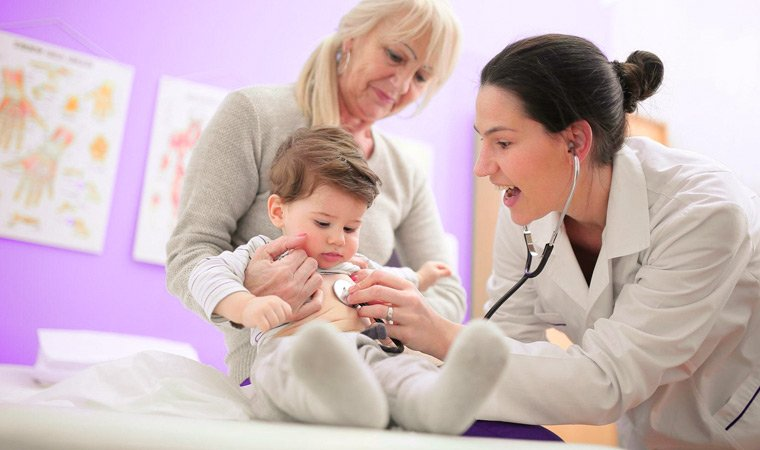 Детский дерматолог-венеролог