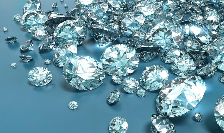 Лечение алмазами