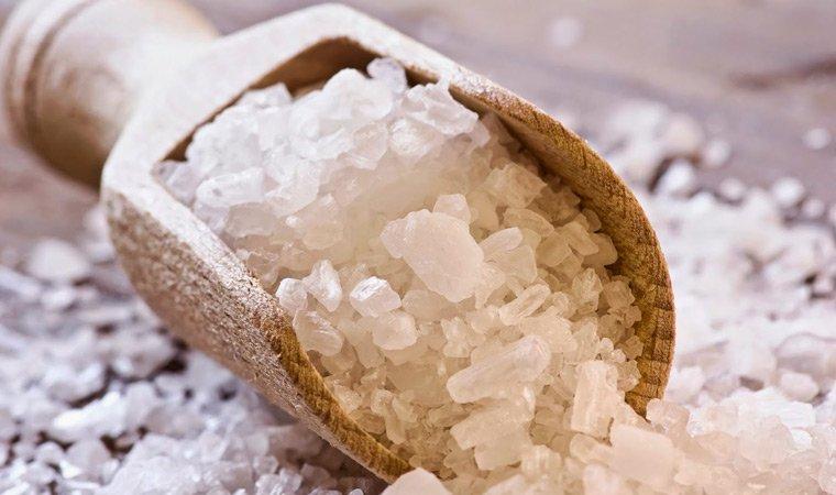 Лечение каменной солью