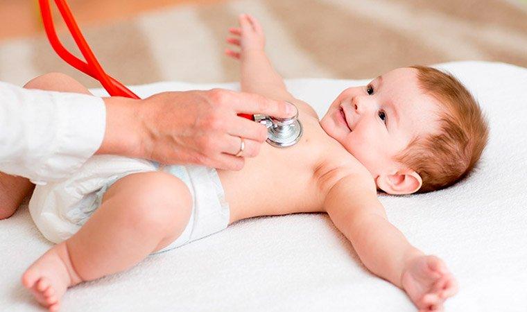 ребенок 1 год у педиатра