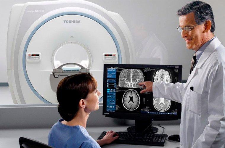 Томография в нейрохирургии