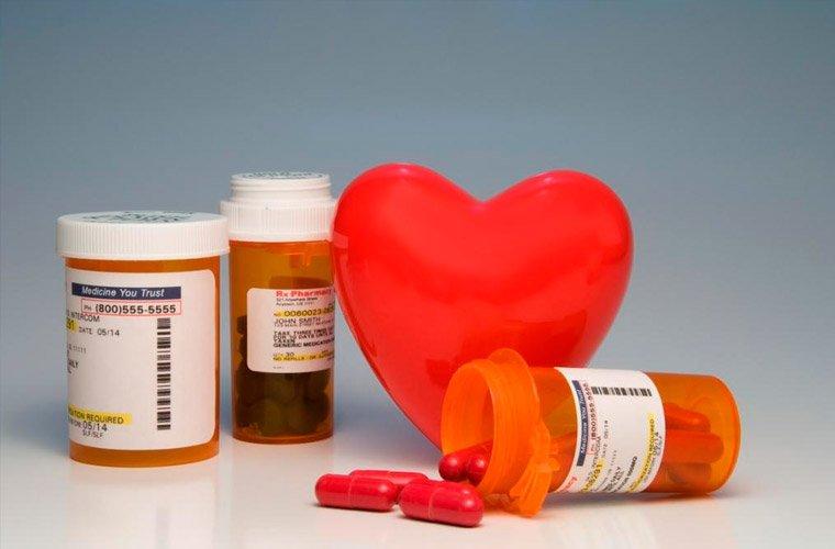 Медикаментозное лечение ССЗ