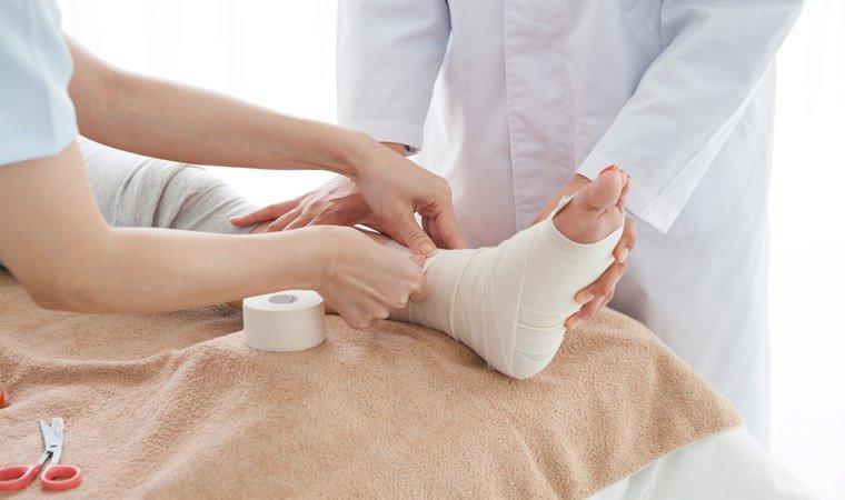 Методы лечения травматолога