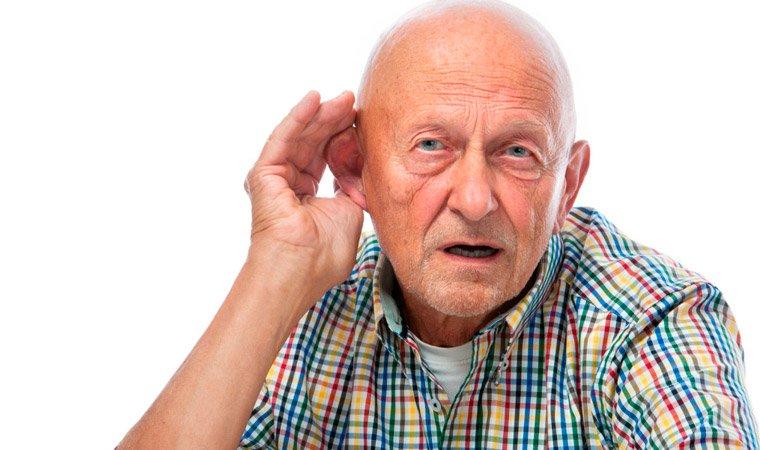 старческая тугоухость
