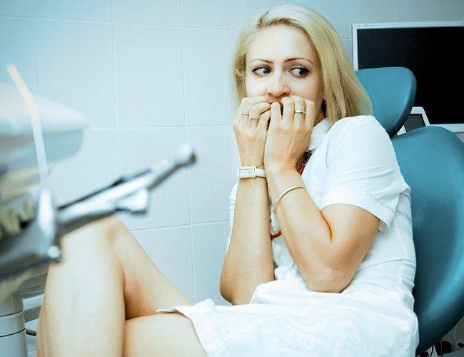 Прием у гинеколога