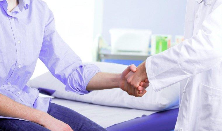 Лечение у мужского гинеколога