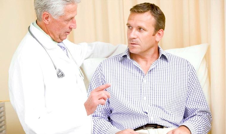 На приеме у мужского гинеколога
