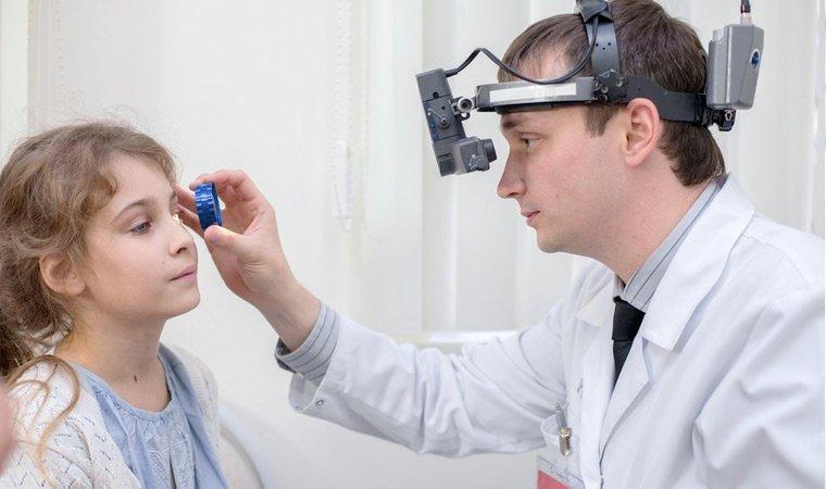 Аппаратная проверка зрения
