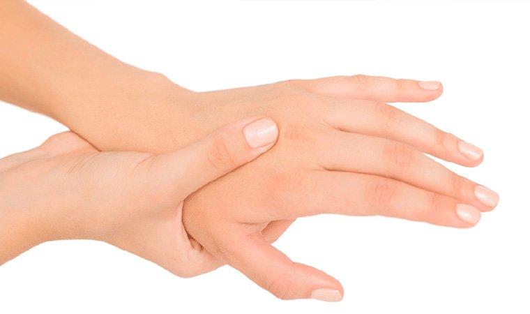 Онемение-рук